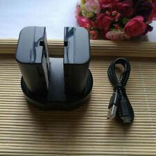 2x NP-F330 Battery for SONY MVC-FD90 MVC-FD91 Mavica  Camera +DUAL USB Charger