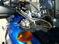 Yamaha XT1200 Super Tenere Wind Deflector Pair 2011 2013