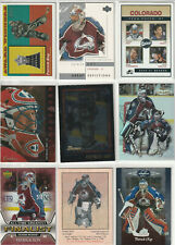 PATRICK ROY 2001-02 Bowman YOUNG STARS CUBED #1