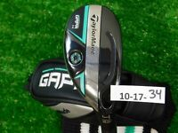 TaylorMade GAPR Hi 22* 4 Rescue Hybrid KBS 70 Regular Graphite with Headcover