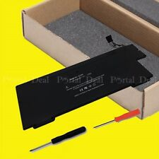 "NEW Laptop battery for Apple MacBook Air 13"" 2008/2009 A1245 A1237 661-4587"