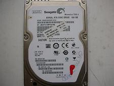 "Seagate Momentus 7200.4 160gb ST9160412AS 100537087 0006HPM1 2,5"" SATA"