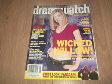 DREAMWATCH MAGAZINE - NO. 95 AUGUST 2002 WILLOW GEORGE LUCAS SPIELBERG & CRUISE