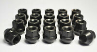 20 x M14 x 1.5, 19mm Hex Open Alloy Wheel Nuts (Zinni)