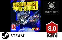 Borderlands the Pre Sequel [PC] Steam Download Key - FAST DELIVERY