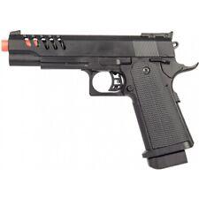 FULL SIZE M1911 TACTICAL SPRING AIRSOFT HAND GUN PISTOL w/ 6mm BBs BB Black