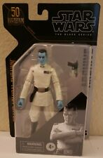 Star Wars The Black Series Archive Grand Admiral Thrawn Action Figure IN HAND