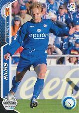N°171 RIVAS # GETAFE.CF TRADING CARD PANINI MEGACRACKS LIGA 2006
