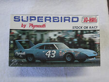 VINTAGE 1/25 JO-HAN RICHARD PETTY SUPERBIRD CLEAN NICE KIT