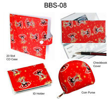 Betty Boop Checkbook Cover ID Holder CD DVD Case Coin Purse Lenticular #BBS-08#