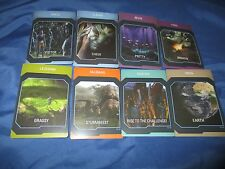 PANDORA / AVATAR Disney Exclusive  TRANSLATOR / TRANSLATION 8 Card LOT ~Neytiri