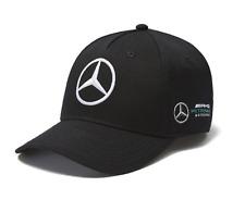 CAP Bottas Curved Peak Formula One 1 Mercedes AMG Petronas F1 NEW! Black