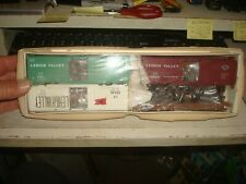 HO WALTHERS 3 PACK OF LV PS-1 BOX CARS   LIMITED EDITION