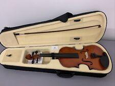 More details for beginner 4/4 violin in case #5935