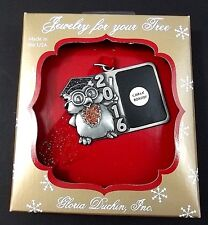 Gloria Duchin Jewelry For Your Tree Graduation 2016 With Owl And Chalk Board