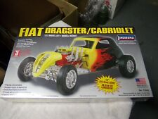 "DETAILED NEW 1/12 SCALE FIAT DRAGSTER 12"" MODEL KIT"
