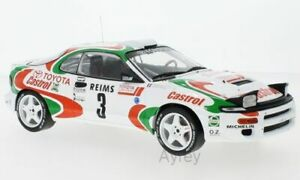 IXO 18RMC041A or 18RMC041B TOYOTA CELICA ST185 rally car Auriol Kankkunen 1:18