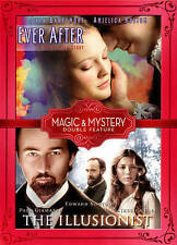 Ever After/The Illusionist (DVD, 2014, 2-Disc Set) Brand New Drew Barrymore