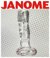"Janome Embroidery ""P"" Foot - Memory Craft 9900 Plastic S9"