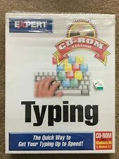 Typing from Expert Software Cd-Rom for Pc - Windows 95 or 3.1 - Pre-Owned