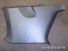 HONDA S2000 TETTO Pilastro Trim Garnish 2002 nero grafite mano sinistra Nizza COND