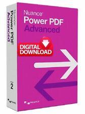 Nuance Power PDF Advanced V2.1 - PDF,EDIT - License key -  Windows