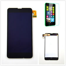 LCD Touch Screen Glass Panel Digitizer For Nokia Lumia 630 635 & Tempered Glass