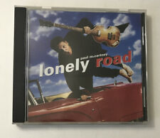 Paul McCartney Lonely Road US 2002 CD single advance promo The Beatles