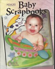 BABY SCRAPBOOKS ~ MEMORY MAKERS
