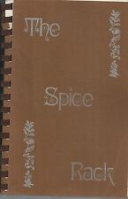 * DECATUR IN 1972 ZION LUTHERAN CHURCH THE SPICE RACK COOK BOOK * ETHNIC GERMAN