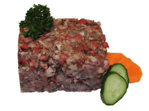 BARF Hausmischung Fisch / Rind 25 kg TK