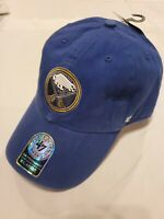 New W/Tags - '47 Brand NHL Buffalo Sabres Royal Blue XL Fitted Franchise Hat