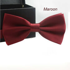 14 Colors Classic Fashion Novelty Mens Adjustable Tuxedo Wedding Bow Tie Necktie