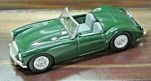 Corgi Classic D731 MGA Open Top in Green with Grey Interior Scale 1:43