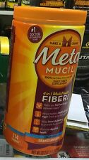 Treehouse: Metamucil Psyllium Husk Sugar Free Supplement 114 Doses 23.3oz