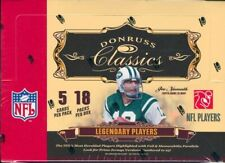 2007 Donruss Classics Fooball Complete Your Set Pick 25 Cards From List