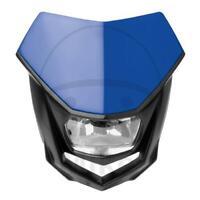 Polisport Scheinwerfer Maske Halo blau 98 8657400005