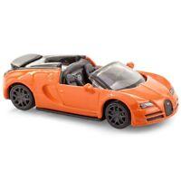 "Tobar 1:64 Scale ""bugatti Veyron Vitesse"" Vehicle(assorted) - Bburago New Car"
