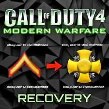 Call of Duty 4 | MW | COD 4 | Recovery Mod | Max Prestige - Xbox 360 & Xbox One