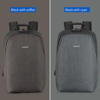 Tigernu Anti vol Ordinateur portable Sac à dos USB Charging Business Backpack