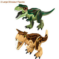 2XKids Big Building Blocks Park Dinosaur World Toy Play Toy Animal Birthday Gift
