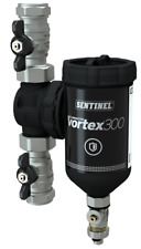 Sentinel Eliminator Vortex 300 Central Heating Filter 22mm Brand
