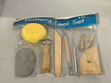 Pottery Tool Set Unopened Original