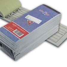 Rediform 3-Part Money Receipt Book-Money Receipt Book Hardbound Wholesale CASE of 10 2-3//4x7 200 Triplicates