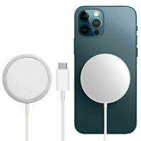 Magsafe Magnetic Fast Charging For Apple iPhone 12 Pro Max Mini Wireless Charger