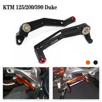 Motorcycle Foot Brake Gear Shifter Shift Pedal Lever For KTM DUKE 390 125 200 BK