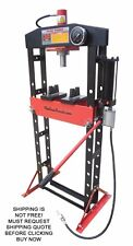 NEW Redline RE20T Air Pump Shop Press 20 Ton Automotive Hydraulic Heavy Duty