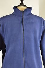 Women's 4XL Full Zip Fleece Port Authority Blue Warm Base Layer  Outdoor
