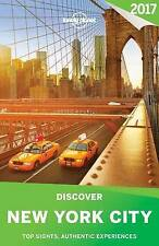 NEW Lonely Planet Discover New York City 2017 (Travel Guide) by Lonely Planet