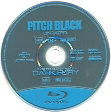 Pitch Black (Unrated Director's Cut) [Blu-ray]Replacement Disc Only! Free Ship!